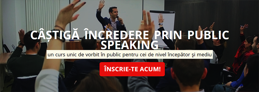 Curs public speaking